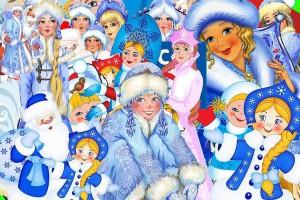 Заказать струнный оркестр Снегурочек
