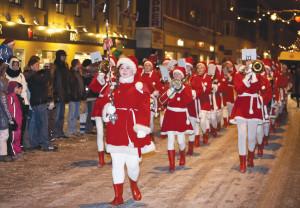 Оркестр снегурочек
