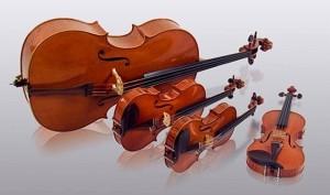 Скрипичные инструменты