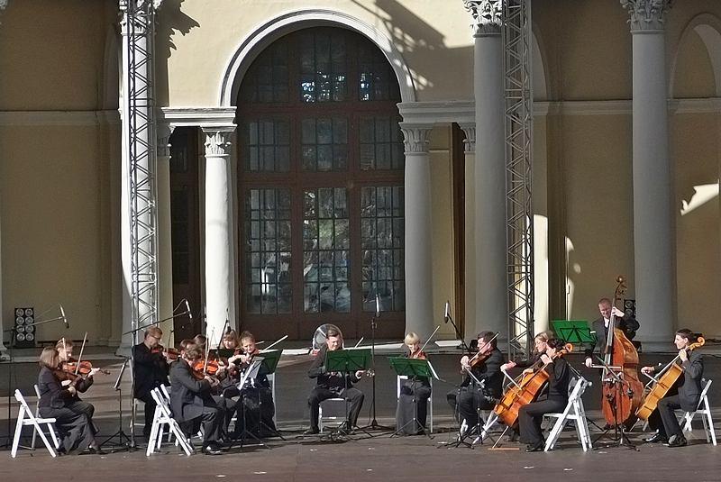 Струнный ансамбль в Москве