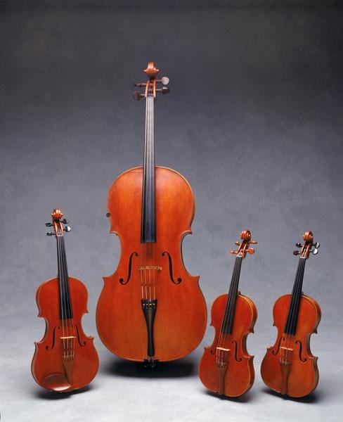 Скрипичный ансамбль